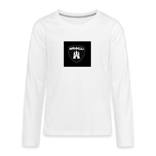Neue Bitmap jpg - Teenager Premium Langarmshirt