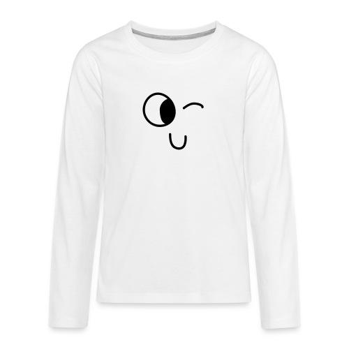 Jasmine's Wink - Teenager Premium shirt met lange mouwen