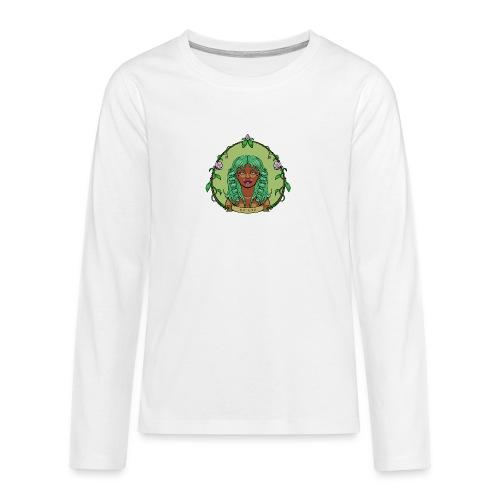 Mother Nature - Camiseta de manga larga premium adolescente