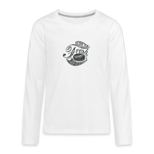 Fresh start - Teenager Premium Langarmshirt