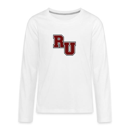 rusk - Teenagers' Premium Longsleeve Shirt