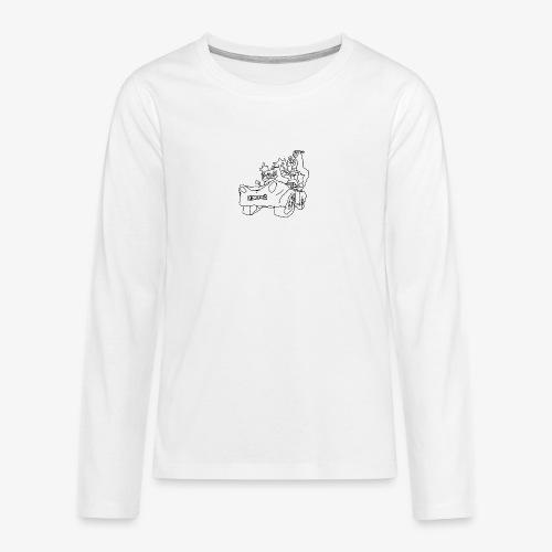 gova dinos - T-shirt manches longues Premium Ado