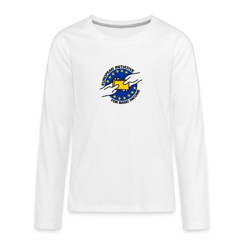 ECI-UBI-CUP-EN - Teenager Premium shirt met lange mouwen