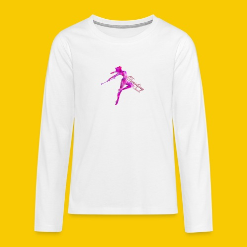 TWIRLING-BATON - T-shirt manches longues Premium Ado