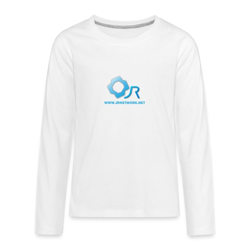 Official Logo - Teenagers' Premium Longsleeve Shirt