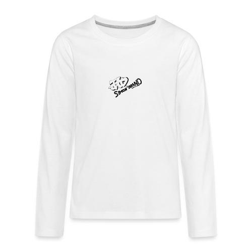 Simon's Brand - T-shirt manches longues Premium Ado