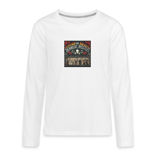 The Deadbeat Apostles - Teenagers' Premium Longsleeve Shirt