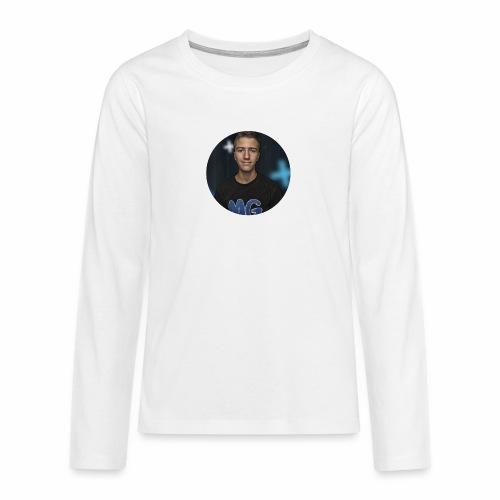 Design blala - Teenager Premium shirt met lange mouwen