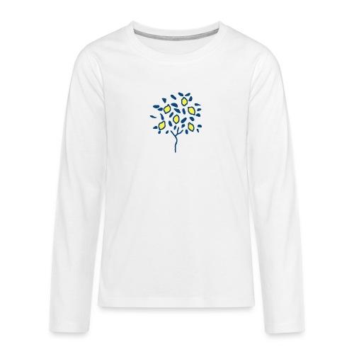 Citron - T-shirt manches longues Premium Ado