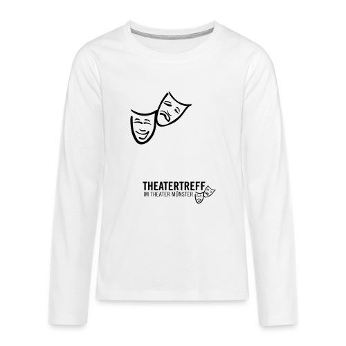 logo_tt - Teenager Premium Langarmshirt