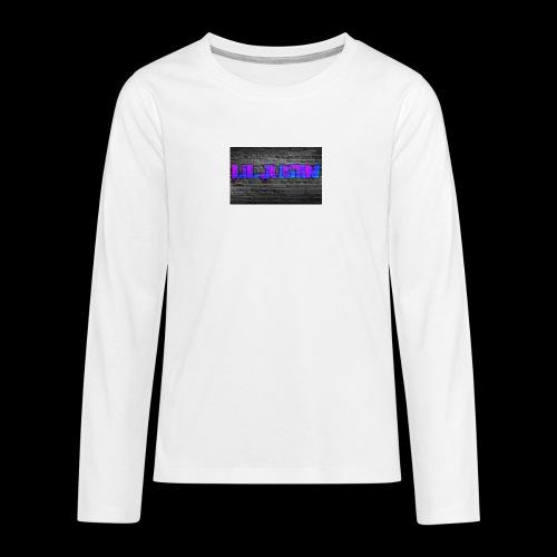 Lil Justin - Teenagers' Premium Longsleeve Shirt