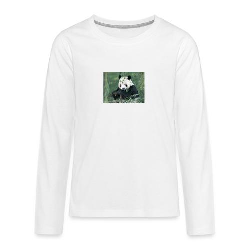 wiiiiiiiiiiiiiiiiie - Teenager Premium shirt met lange mouwen