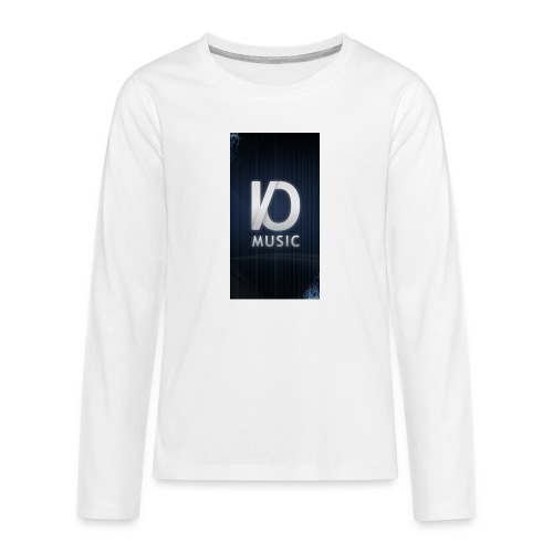 iphone6plus iomusic jpg - Teenagers' Premium Longsleeve Shirt