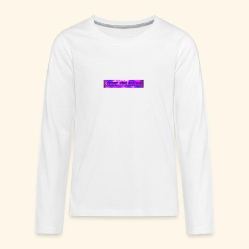 Banner - Teenagers' Premium Longsleeve Shirt