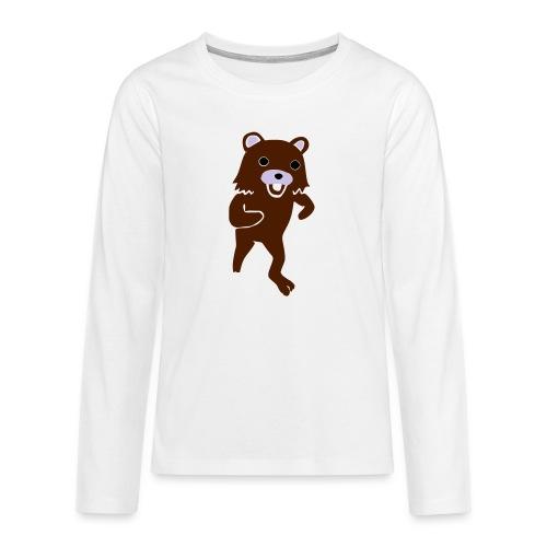 new Idea 15142400 - Koszulka Premium z długim rękawem dla nastolatków