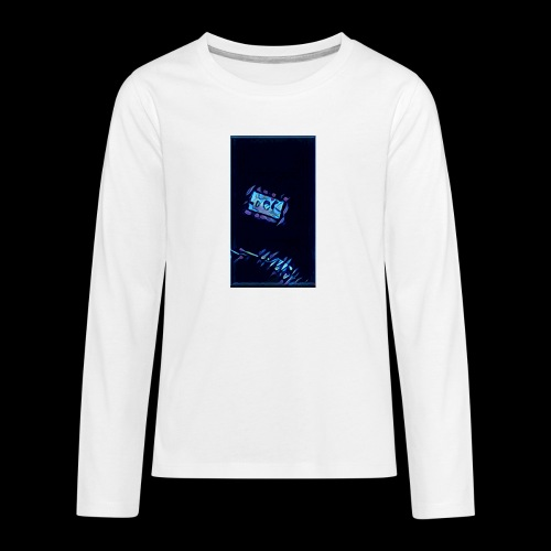 It's Electric - Teenagers' Premium Longsleeve Shirt