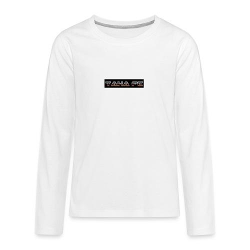 TAHA FC MERCH - Teenagers' Premium Longsleeve Shirt