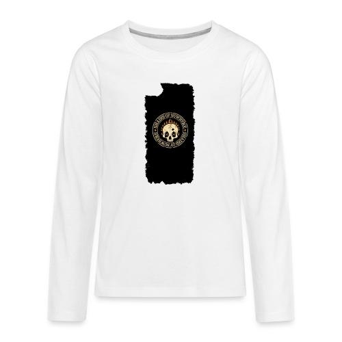 iphonekuoret2 - Teinien premium pitkähihainen t-paita
