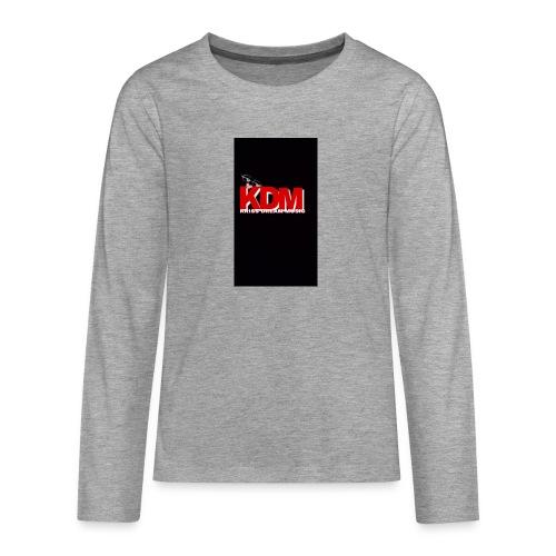DREAM MUSIC - T-shirt manches longues Premium Ado