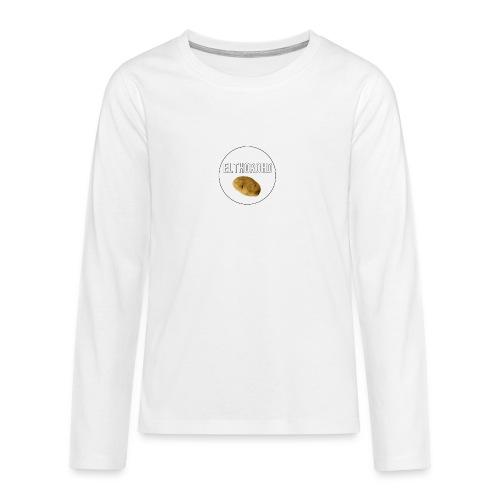 ElthoroHD trøje - Teenager premium T-shirt med lange ærmer