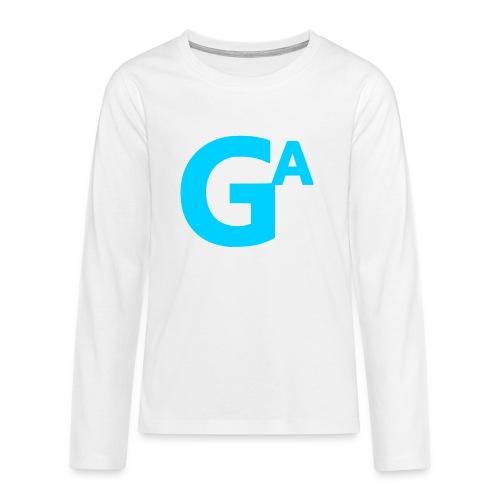 Winter limited edition - Teenager Premium shirt met lange mouwen