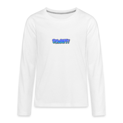 senden - Teenager Premium Langarmshirt