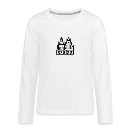 5769703 - Teenager Premium Langarmshirt