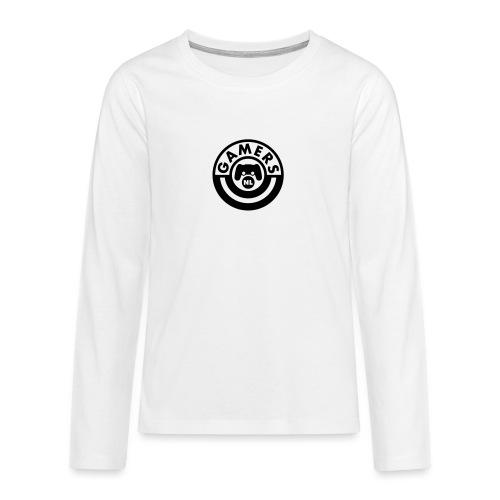 GAMERS NL - Teenager Premium shirt met lange mouwen