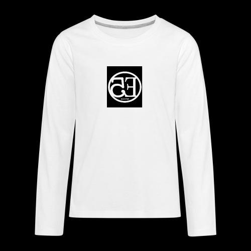Egon2 - Långärmad premium T-shirt tonåring