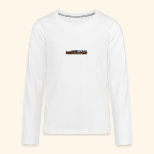 banniere Morya Life - T-shirt manches longues Premium Ado