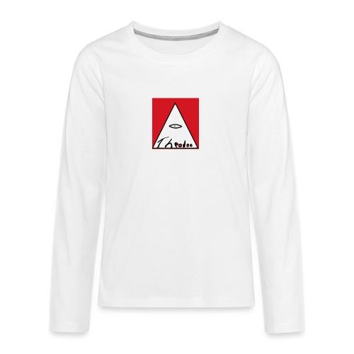 theodoo 1 - Långärmad premium T-shirt tonåring