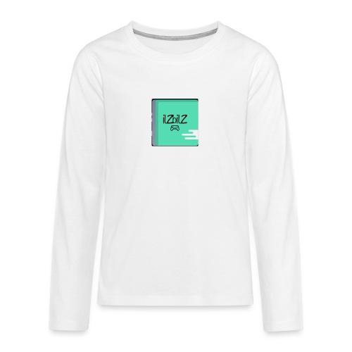 Kids - Teenagers' Premium Longsleeve Shirt