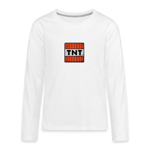 TNT - Teenager Premium Langarmshirt