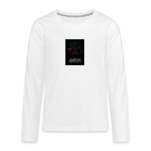 MAGA - Teenager Premium Langarmshirt