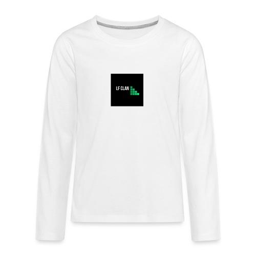 LF CLAN - Långärmad premium T-shirt tonåring