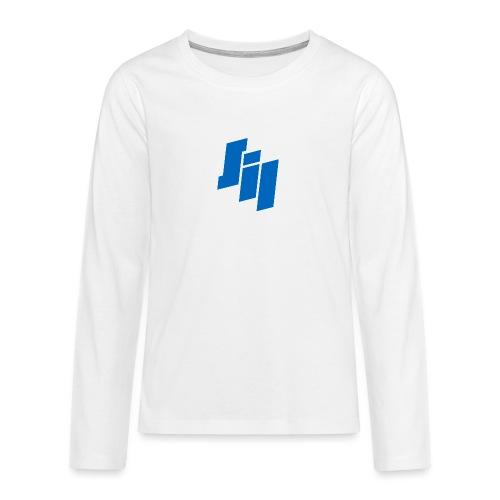 Swedish iRacing League - Långärmad premium T-shirt tonåring
