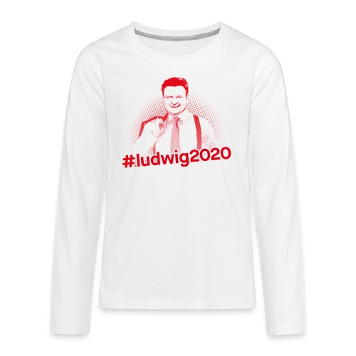 Ludwig 2020 Illustration - Teenager Premium Langarmshirt