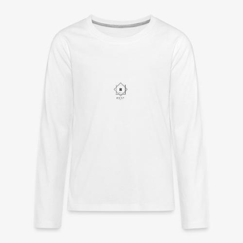 Copy of Hilson - T-shirt manches longues Premium Ado