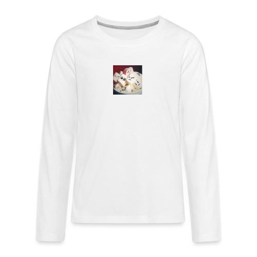 pianki - Koszulka Premium z długim rękawem dla nastolatków