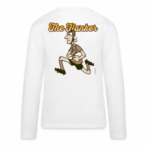 Flanker_Marplo_mug.png - Maglietta Premium a manica lunga per teenager