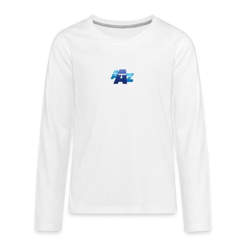 AAZ Simple - T-shirt manches longues Premium Ado