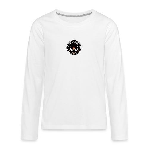 ne de Dieu - T-shirt manches longues Premium Ado