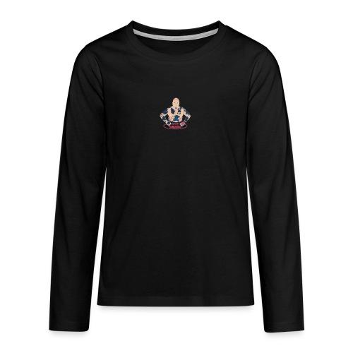 humungus - Teenager Premium Langarmshirt