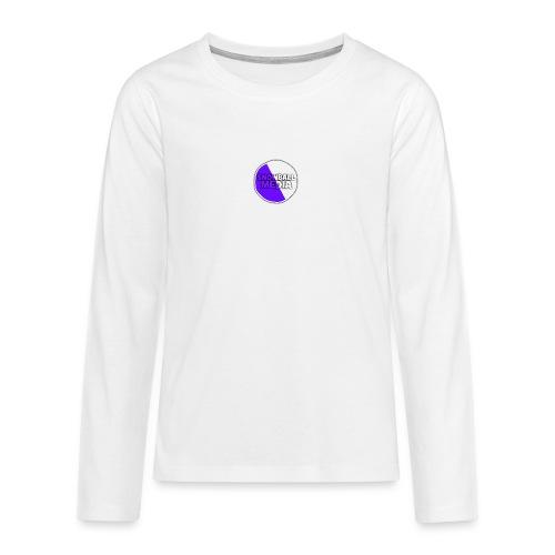 Snowball Media - Teenagers' Premium Longsleeve Shirt