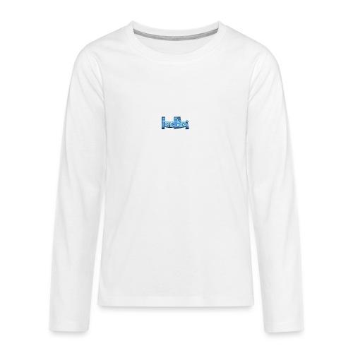 THE ICE SHIRT - Teenager premium T-shirt med lange ærmer