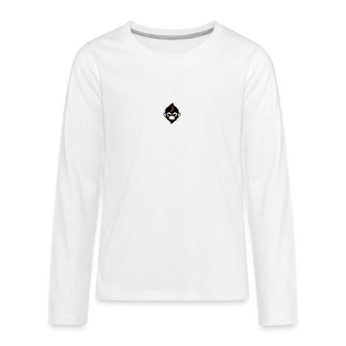 MonkieGames - Teenager Premium shirt met lange mouwen