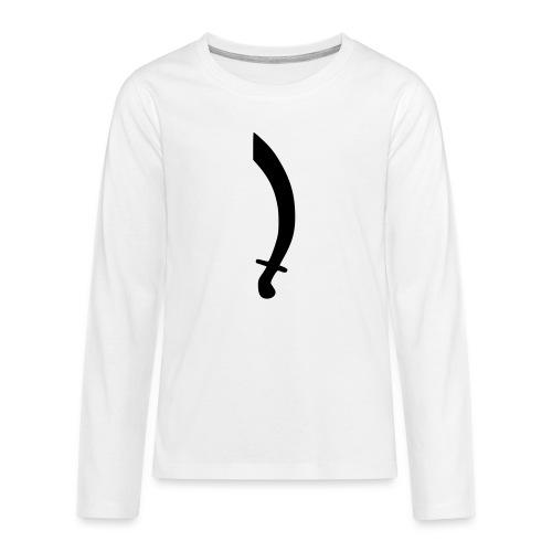 Korsar - Teenager Premium Langarmshirt