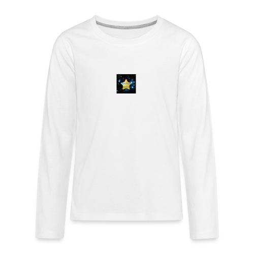 Logo Janvier-Juin 2017 de StarStudio LeLive ! - T-shirt manches longues Premium Ado