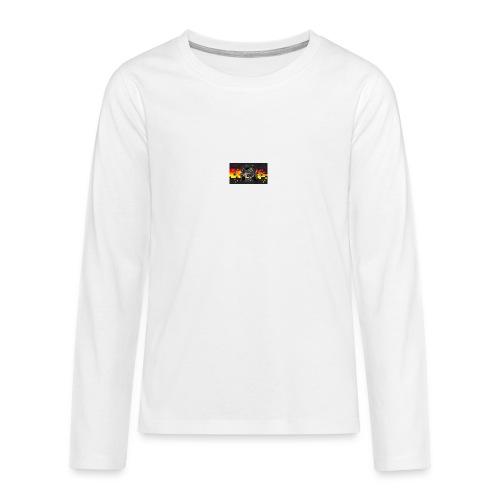 the console jpg - Teenagers' Premium Longsleeve Shirt