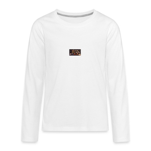 Jaiden-Craig Fidget Spinner Fashon - Teenagers' Premium Longsleeve Shirt